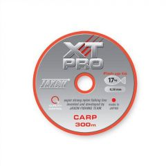 Fir monofilament Jaxon XT-Pro Carp 0,32mm/20kg/300m