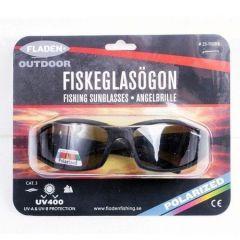 Ochelari de soare Fladen Blisterpackade Polariserande Lake Black