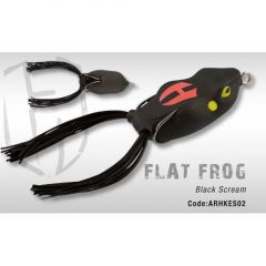 Frog Colmic Herakles Flat Frog Black Scream