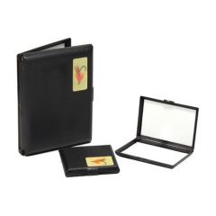 Leeda Fly Box Black Pocket - Medium