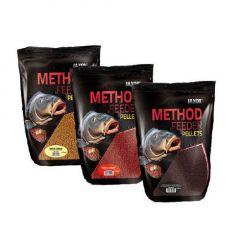 Pelete Jaxon Method Feeder Red Halibut 2mm/500g