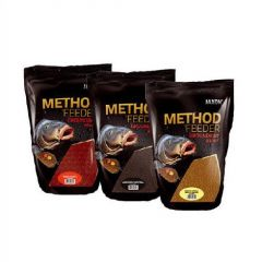Nada Jaxon Method Feeder Ready Red Halibut 750g