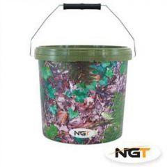 Galeata NGT Camo Bucket 10l
