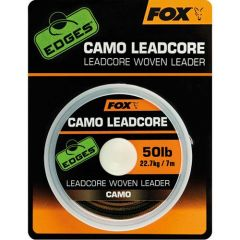 Fir textil Fox Camo Leadcore 50lb/25m