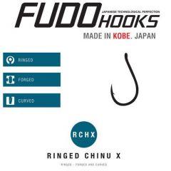 Carlige Fudo Ringed Chinu X BN Nr.1/0