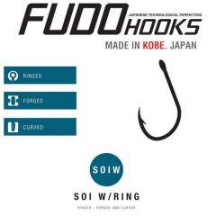 Carlige Fudo Soiw W/Ring BN Nr.13/0