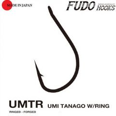Carlige Fudo Umi Tanago W/Ring BN Nr.14