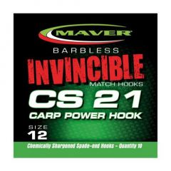 Carlige Maver Invincible CS21 Carp Power Nr.16