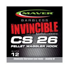 Carlige Maver Invincible CS26 Pellet Nr.12