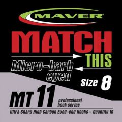 Carlige Maver Match This MT11 nr 12 Bronz