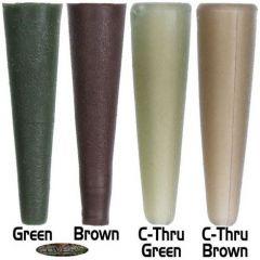 Conectori conici Gardner Covert, culoare verde C-Thru