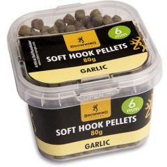 Pelete Soft Browning Soft Hook Pellets Garlic 6mm