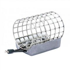 Momitor Matrix Stainless Steel Cage Feeder Medium 50g