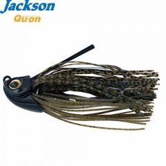 Jackson Qu-On Verage Swimmer Jig 1/4oz, culoare GP