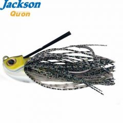 Jackson Qu-On Verage Swimmer Jig 3/8oz, culoare GS