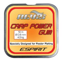 Nevis Carp Power Gum 0.8mm/5.8kg/10m