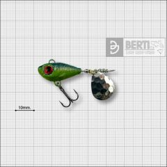 Bertilure Fish Helic Nr.1, culoare Chart.-Blue, 7gr
