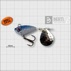 Bertilure Fish Helic Nr.3, culoare Blue Back, 14g