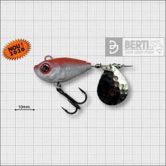 Bertilure Fish Helic Nr.5, culoare Red Black, 21g