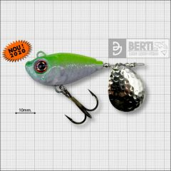 Bertilure Fish Helic XXL, culoare White Chartreuse, 40g