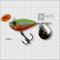 Bertilure Fish Helic XXL, culoare Orange Chartreuse, 40g