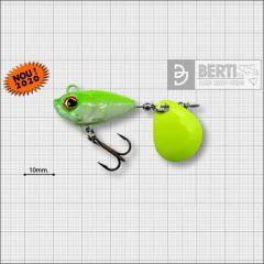 Bertilure Fish Helic Nr.3, culoare White Chartreuse
