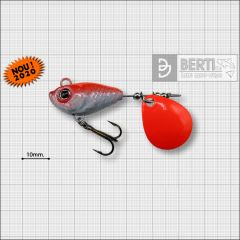 Bertilure Fish Helic Nr.3, culoare Red Back