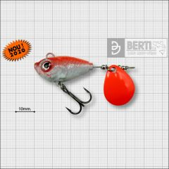 Bertilure Fish Helic Nr.5, culoare Red Back