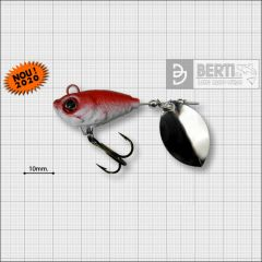 Bertilure Fish Helic Olympic Nickel Nr.3, culoare Red Back