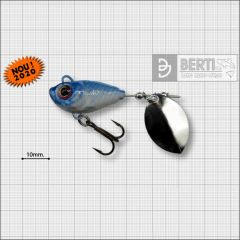Bertilure Fish Helic Olympic Nickel Nr.3, culoare Blue Back