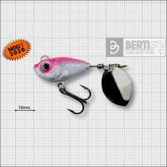 Bertilure Fish Helic Olympic Nickel Nr.4, culoare Pinky