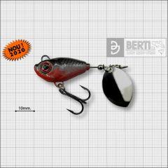 Bertilure Fish Helic Olympic Nickel Nr.4, culoare Bait Fish