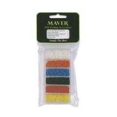 Set varnis Maver colorat