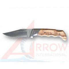 Briceag Nieto cu maner de lemn cu lama de 100mm
