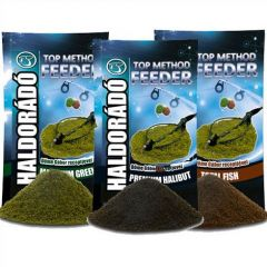 Nada Haldorado TOP Method Feeder  Total Fish 800gr