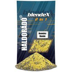 Nada Haldorado BlendX 2in1 Ananas Banane 800g