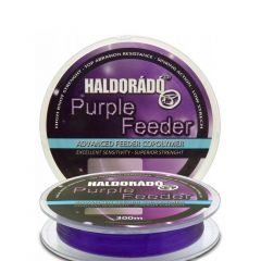 Fir monofilament Haldorado Purple Feeder 0.25mm/7.52kg/300m