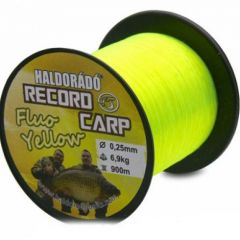 Fir monofilament Haldorado Record Carp Fluo Yellow 0.20mm/5kg/900m