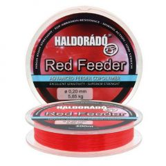 Fir monofilament Haldorado Red Feeder 0.30mm/9.85kg/300m