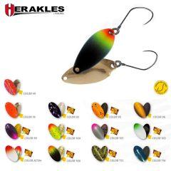 Lingura oscilanta Colmic Herakles K1 1.8g, culoare AC104