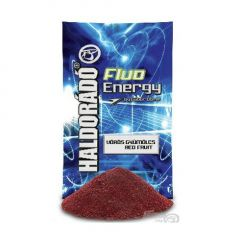 Nada Haldorado Fluo Energy - Red Fruit 800gr