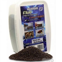 Pelete Haldorado Fluo Micro Method Feed - Black Power