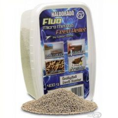 Pelete Haldorado Fluo Micro Method Feed - Devil Buster