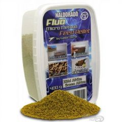 Pelete Haldorado Fluo Micro Method Feed - Green Africa