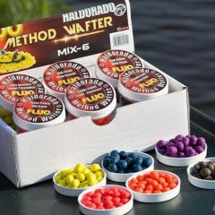 Wafters Haldorado Fluo Method - Hot Carp