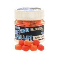 Pelete Haldorado Hybrid Method Pellet - Chilli&Squid