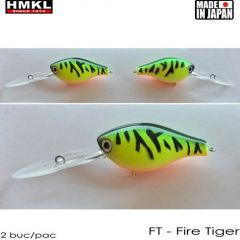 Vobler HMKL Crank 33DR SP(Custom Painted) 3.3cm/3.3g Fire Tiger