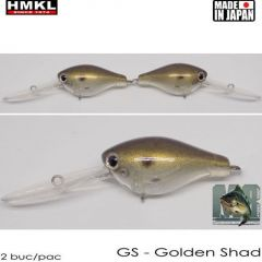 Vobler HMKL Crank 33DR SP(Custom Painted) 3.3cm/3.3g Golden Shad