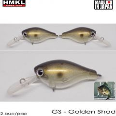 Vobler HMKL Crank 33MR SP(Custom Painted) 3.3cm/3.3g Golden Shad