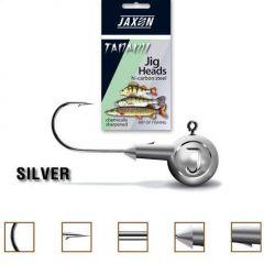 Jig Jaxon Tanami Silver, carlig nr.6/0, 40gr